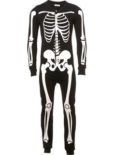 Black Skeleton All-In-One