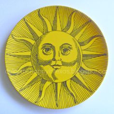ware plate, texa ware, plate sun, melamin plate