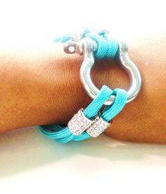 want! paracord bracelet