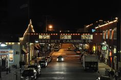 Cannery Row - Monterey California