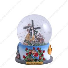 Holland - Snow Globe 6cm - Snow Water Globe | Souvenirs From Holland