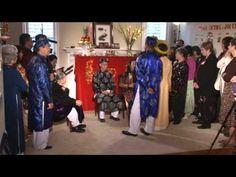 Vietnamese Wedding Tea Ceremony | Learn and talk about Traditional Vietnamese wedding, Vietnamese ...