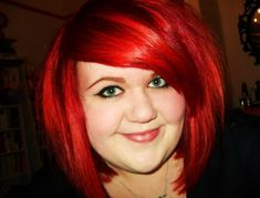 MessyCarla: A Fashion Blog In A Size 16: (Updated) Red Hair: How To & Upkeep!