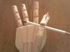 Articulated Hand, a 7th grade science experiment.- just found out today that I'm teaching 7th grade science next year.  EEK!