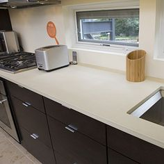 EcoTop - Recyled Countertops - Sunset