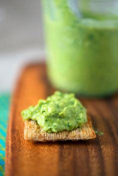 Green Pea Hummus by acupofjo #Hummus #Pea