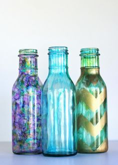 Upcycle Jars/bottles