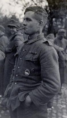 German POW...France 1945.