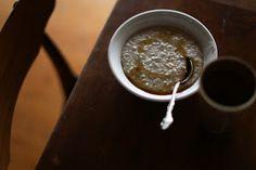 Orangette oatmeal