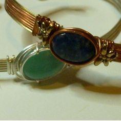 ❥ One Stone Bracelet tutorial, Beginner tutorial