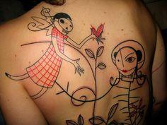 #chinesetattoo #angeltattoos #tattooletters #glittertattos #tattoomeanings