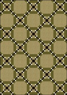 Free Quilt Patterns - Five Patch Chain Quilt Pattern