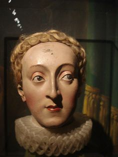 Funeral Effigy of Queen Elizabeth I.  Tower of London | Flickr - Photo Sharing!