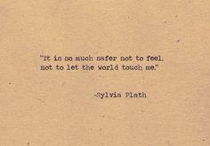 sylvia plath thesis