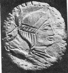 Bendis goddess, discovered in Gradistea Muscelului, dated after the 79th B.C. www.mysticalemona.com