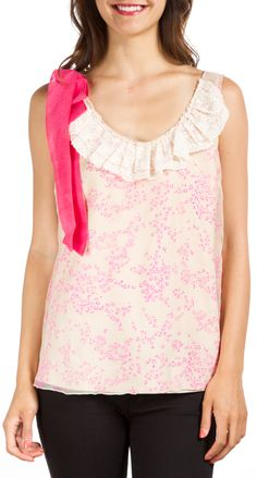 Red Valentino Blouse @SHOP-HERS