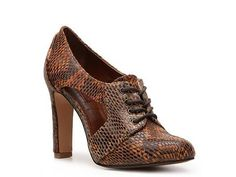 7 for All Mankind Brandy Oxford Bootie - DSW