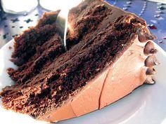 Vegan Yumminess: Vegan Chocolate Death Cake
