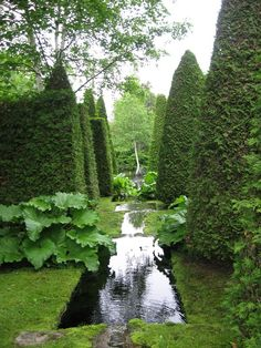 Les Quatre Vents (The Four Winds): a private garden in Quebec open just a few days a year