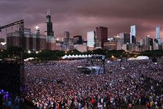 Lollapalooza 2011 Chicago IL!  2nd greatest night of my life!