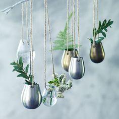 Mini Drop Vases