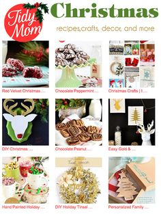 Christmas recipes,cr