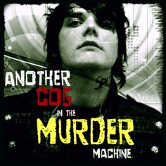 another cog in the murder machine