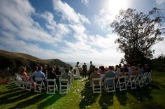 Breathtaking oceanfront setting to hold a wedding ceremony on the Mendocino Coast.