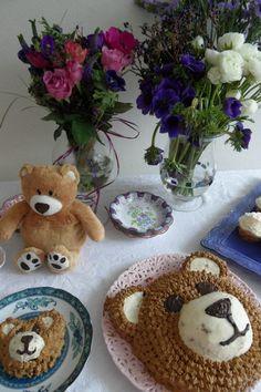 Teddy bear party!