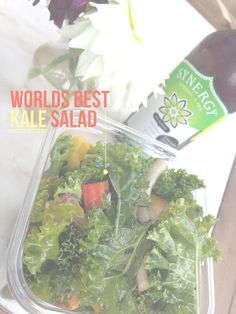 ::the best kale salad...ever::