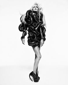 Capriole Haute Couture | Iris van Herpen