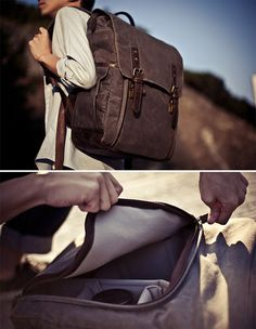 15 Handmade Leather Goods for Every Kind of Guy » Man Made DIY | Crafts for Men « Keywords: leather, boots, clothing, fashion