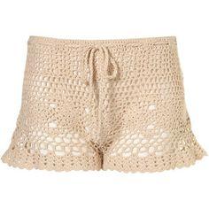crochet shorts tutorial