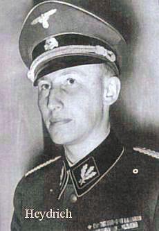 Reinhard Heydrich : de schaduwmeester van het Derde Rijk.