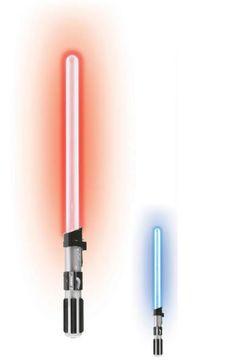 Mini sable detector Star Wars. Lado Oscuro o Jedi