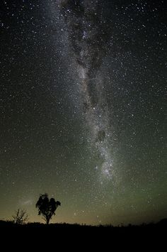 ♥ milky way