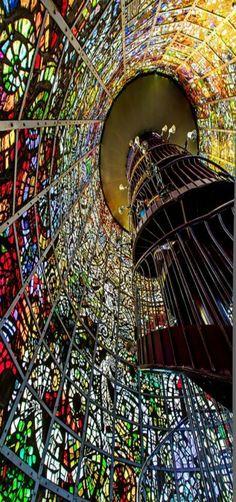 Art museum in Hakone - Symphonic Sculpture, Japan