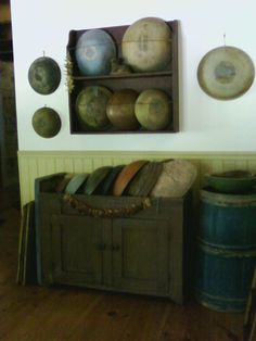 Early Mustard Dry Sink @ CCF