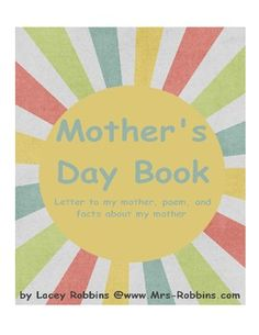 Free Mother's Day book...