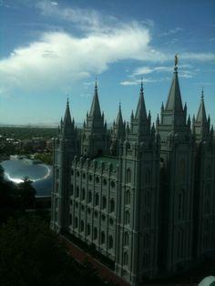 Salt Lake City!