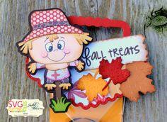 The Cricut Bug: Fall Treats