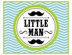 Mustache Bash  #mustachebash #littleman #freeprintables