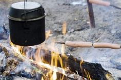 Campers Guide to Outdoor Cooking