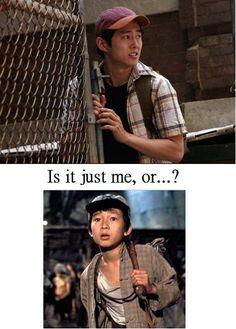 {The Walking Dead} LOL