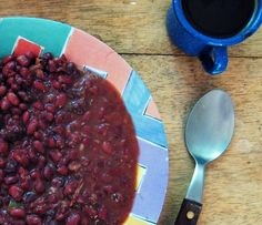 How to cook frijoles