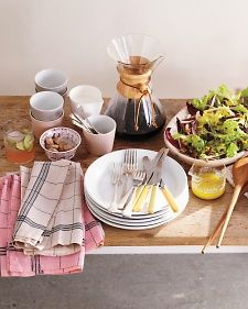 At Your Leisure: Simple, Sophisticated Brunch Recipes - Martha Stewart Food