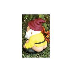 YESSS!!!!    Squatting Garden Gnome