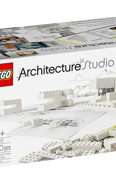 A Monochrome Lego Set To Teach Tomorrow's Architects | Co.Design | business + design