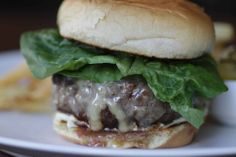 The newly crafted burger is a juicy, hefty mix of brisket, hanger, and chuck that's got just a touch of minerality balanced out by the funk of Fontina cheese, and some sweet, sweet bacon jam.