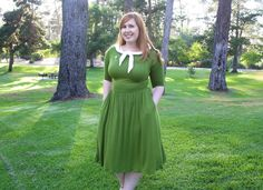 Sewing Project: Grassy Green Moneta | Scavenger Hunt: Sewing Project: Grassy Green Moneta